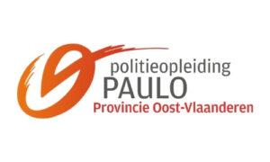 logo politieopleiding paulo oost-vlaanderen