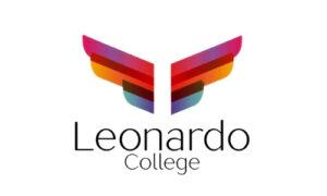 logo leonardo college