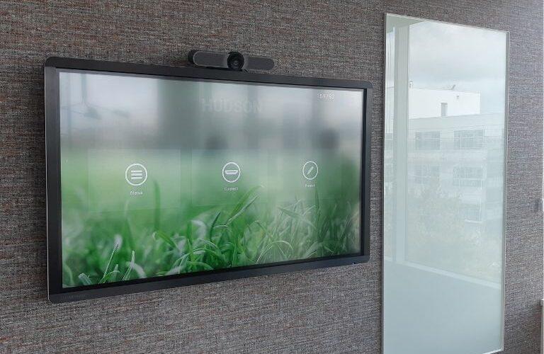 Digi Consult digital signage realisatie