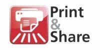 logo print&share sofware
